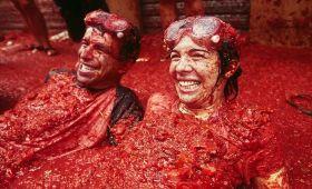 جشنواره توماتینا (جشنواره گوجه)